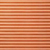 Плиссированная штора Roto ZFA 74*160 см оранжевая A-114