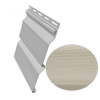 Сайдинг виниловый Royal Europa Royal Crest clay 3710*262,9 мм