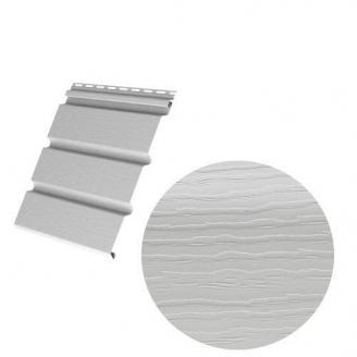 Сайдинг виниловый Royal Europa Royal Soffit gray 3660*340 мм