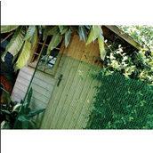 Сетка для декоративного ограждения Tenax Хобби 10x19 мм 1x50 м зеленая