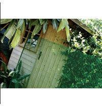Сетка полимерная декоративная Tenax Хобби 22x32 мм 1x50 м зеленая
