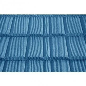 Композитна черепиця Metrotile Metrowood 1325*410 мм blue