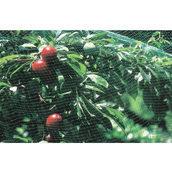 Сетка для защиты от птиц Tenax Ортофлекс 10x12 мм 2x500 м зеленая