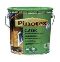 Средство для защиты древесины с декоративным эффектом Pinotex Classic 3 л