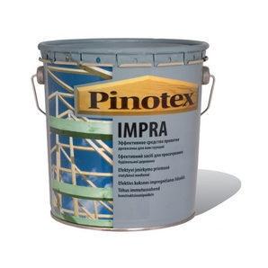Средство для пропитки деревянных конструкций Pinotex Impra 10 л