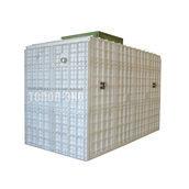 Автономная канализация ТОПОЛ-ЭКО ТОПАС 75 4,25x2,2x3,0 м