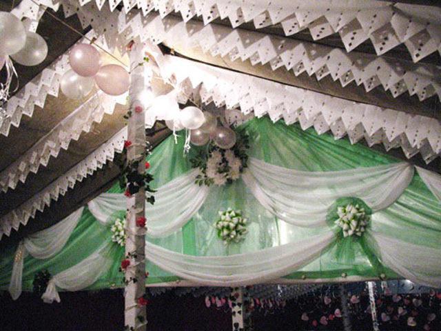 Оформлення весілля