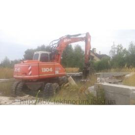 Демонтаж бетонных фудаментов