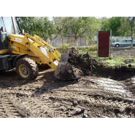 Розчищення земельної ділянки