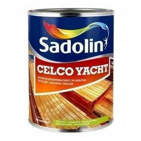 Лак для паркета Sadolin Celco Yacht 20 1 л