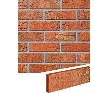 Облицовочная плитка Roben Darling 240*71*15 мм красная
