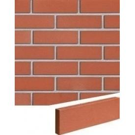 Облицовочная плитка Roben Melbourne 240х115х71 мм рифленая красная