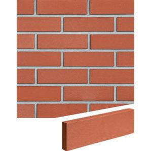 Облицовочная плитка Roben Melbourne 240х115х71 мм гладкая красная