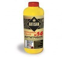 Защитная пропитка Artisan №14 Антигрибок 1 л прозрачная