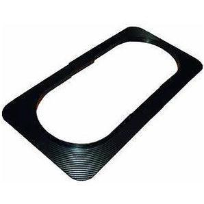 XL-Уплотнитель гидрозатвора VILPE черный