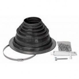 Ущільнювач комплект VILPE ROOFSEAL-4/7 150 мм чорний