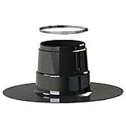 ПВХ-ворот VILPE ALIPAI 150х367 мм черный