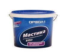 Мастика битумно-эмульсионная Ореол-1 БиЭм 200 кг