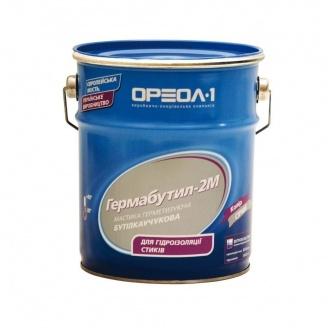 Герметик бутил-каучуковый Ореол-1 Гермабутил 200 кг серый