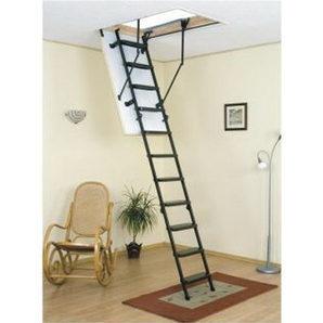 Чердачная лестница Oman Metal ТЗ 120x70 см