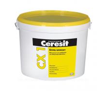 Быстротвердеющая ремонтная смесь Ceresit CX 1 цементная 6 кг