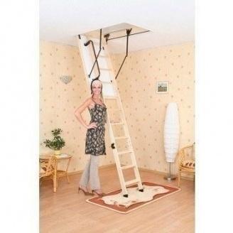 Чердачная лестница Oman Extra 120x60 см