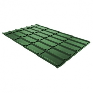 Металлочерепица Ruukki Decorrey Polyestr 0,5 мм