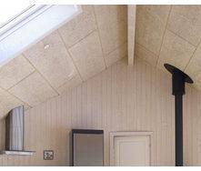 Панель з деревної вовни Troldtekt Natural Wood K0 600x1200x25 мм