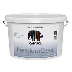 Краска интерьерная Caparol Premium Clean 12,5 л прозрачная