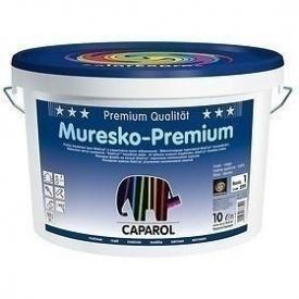 Краска фасадная Caparol Muresko-Premium15 л белая