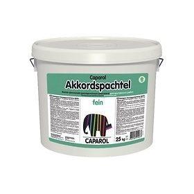 Шпатлевка дисперсионная выравнивающая Caparol Akkordspachtel fein 25 кг белая