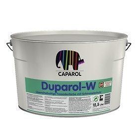 Краска фасадная полимеризационная Caparol Duparol-W 12,5 л белая