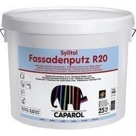 Штукатурка дисперсійна Sylitol Fassadenputz R 20 25 кг біла