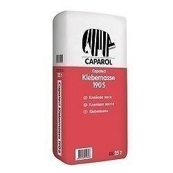 Шпатлевка фасадная минеральная Capatect Klebemasse 190 S 25 кг серая