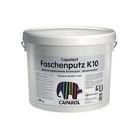 Штукатурка декоративная Caparol Capatect Fassadenputz K 10 25 кг белая