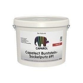 Штукатурка декоративная Capatect Buntstein-Sockelputz 691 25 кг цветная