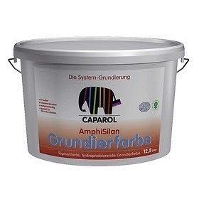 Грунтовка водоразбавимая AmphiSilan Grundierfarbe 12,5 л белая