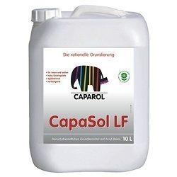 Грунтовка водоразбавляемая Caparol CapaSol LF 10 л прозрачная