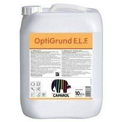 Грунтовка водоразбавимая Caparol OptiGrund E.L.F. 10 л прозрачная