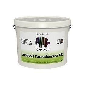 Штукатурка дисперсионная Caparol Capatect Fassadenputz K 30 25 кг белая