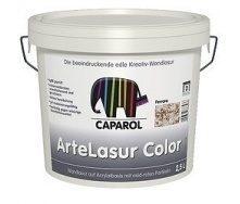 Лазур настінна Caparol Capadecor ArteLasur Color 2,5 л прозора