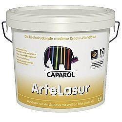 Лазурь настенная Caparol Capadecor ArteLasur 2,5 л прозрачная