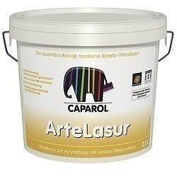 Лазур настінна Caparol Capadecor ArteLasur 5 л прозора