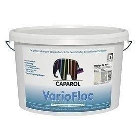 Штукатурка декоративна Caparol Capadecor VarioFloc 15 л
