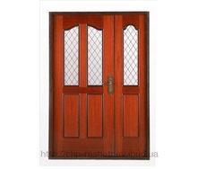 Міжкімнатні дерев'яні двері (R-009DG)