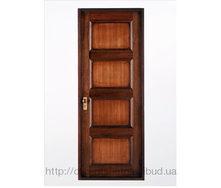 Міжкімнатні дерев'яні двері (R-004)