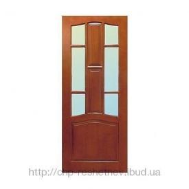 Міжкімнатні дерев'яні двері (R-033G)