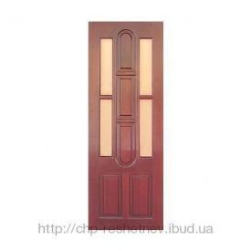 Міжкімнатні дерев'яні двері (R-026G)