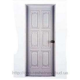 Міжкімнатні дерев'яні двері (R-006)