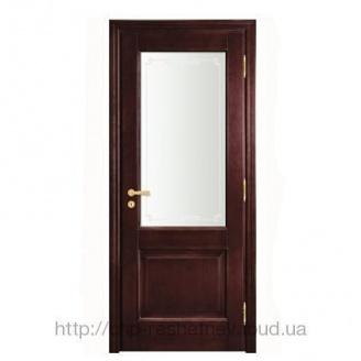 Міжкімнатні дерев'яні двері (R-023G)